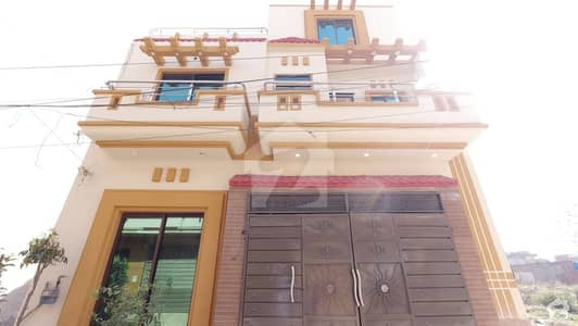 5 Marla House Is Available For Sale In Sabzazar Lahore