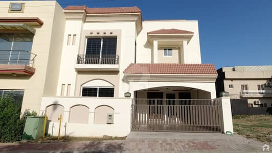 7 Marla Boulevard Brand New House Is Available For Sale In Bahria Town Phase 8