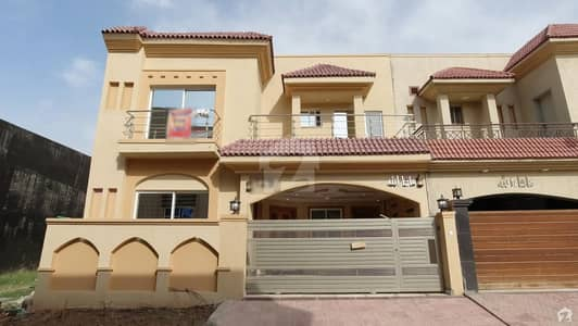 7 Marla Brand New Luxury House For Sale