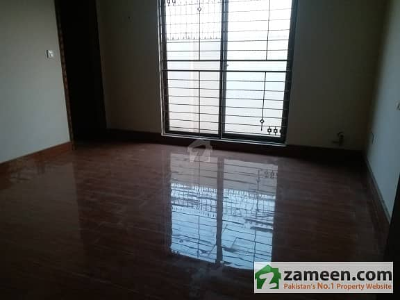 Fully Independent Brand New One Kanal Ground Floor Available For Rent In Wapda