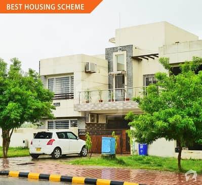 10 Marla Developed Possession Good Location Plot For Sale In V Block Gulberg Residencia Islamabad
