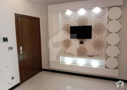 1 Bed Fully Furnished 800 Sqft Beautiful Flat For Rent In E-11