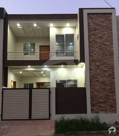 For Sale 4 Marla Brand New Double Storey House