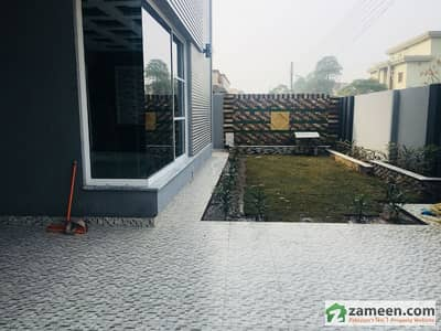 Top Quality Brand New Bungalow 1 Kanal Double Unit With Modern Construction Prime Location Unit For Sell