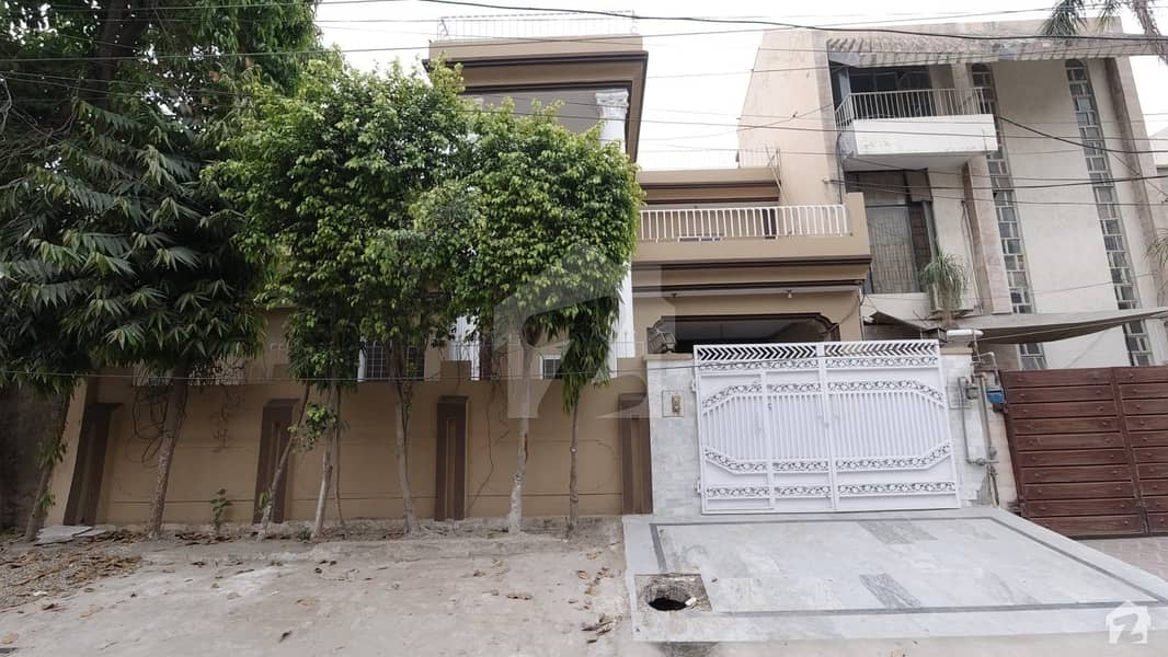 10 Marla House Available For Sale In Al Allama Iqbal Town Lahore