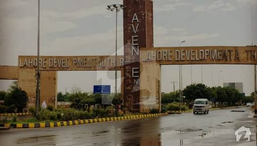 ایل ڈی اے ایوینیو ۔ بلاک بی ایل ڈی اے ایوینیو لاہور میں 1 کنال رہائشی پلاٹ 1.15 کروڑ میں برائے فروخت۔