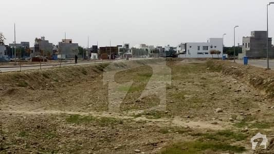 Commercial Plot For Sale In Beautiful Bahria Town
