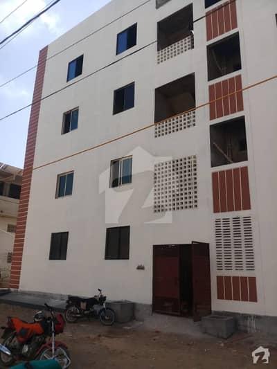 کورنگی - سیکٹر 31-جی کورنگی کراچی میں 2 کمروں کا 2 مرلہ فلیٹ 28 لاکھ میں برائے فروخت۔
