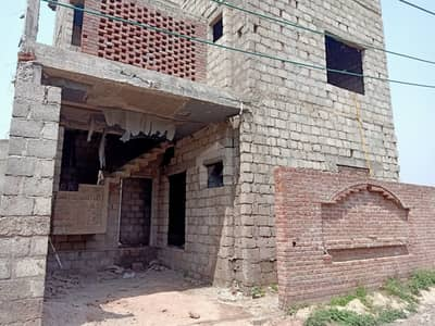 مجاہد کالونی کھاریاں میں 5 کمروں کا 6 مرلہ مکان 65 لاکھ میں برائے فروخت۔