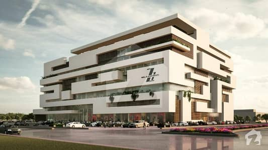 1 Bed Semi Furnished Apartment For Sale In ZETA opposite GIGA MALL DHA 2 Islamabad