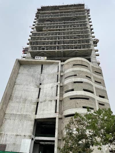 Most Luxury Corner Apartment At 15th Gloor Having Jinnnah Avenue Facing
