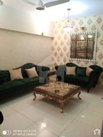 1600  Square Feet Flat In Defence View Society For Sale At Good Location