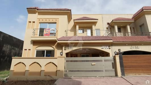 7 Marla Brand New Double Unit House Is Available For Sale In Bahria Town Phase 8