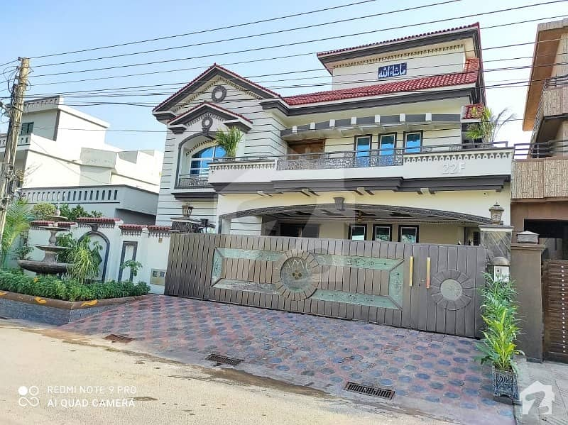 1 Kinal Double Storey House Is Available For Sale In Soan Garden F Block Islamabad