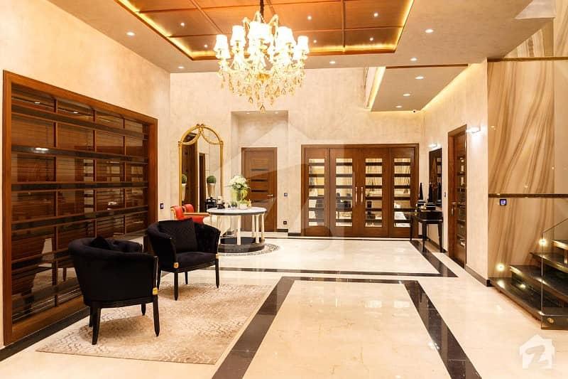 2 Kanal Furnished Villa Original Mazhar Munir Design with Swimming Pool & Home Theater