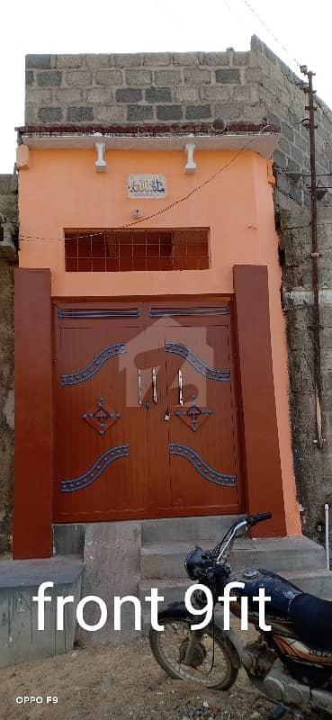 House For Sale Yaro Khan Goth Block A