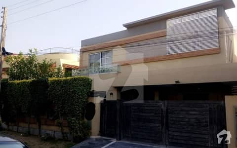 One Kanal Furnished House For Sale