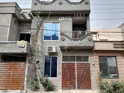 4 Marla House For Sale In Lalazaar Garden