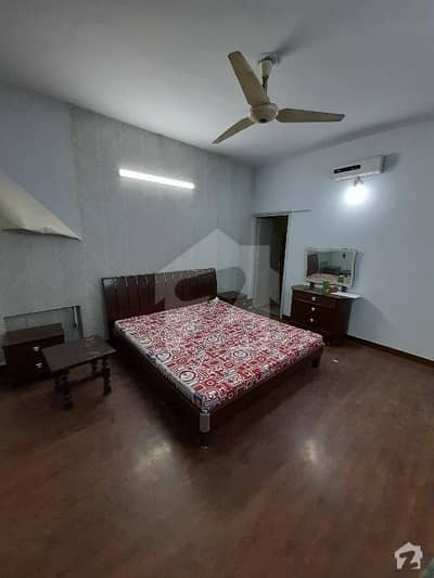 Semi Furnished Upper Portion Available For Rent.