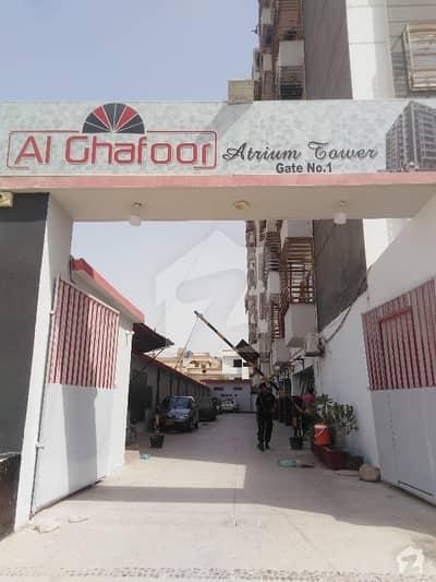 Al Ghafoor Atrium Tower 1 Bed Launge Double Gearly