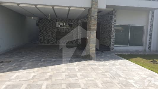 26 Marla Brand New Designer House Is Available On Link Shami Road