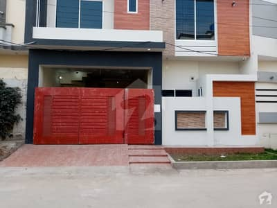 5 Marla House Is Available For Sale In Jeewan City Housing Scheme