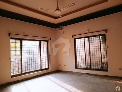 20 Marla House In Central Kohinoor Town For Rent