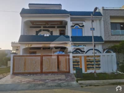 10 Marla Luxury Double Storey House With Basement For Sale In F-17 Islamabad