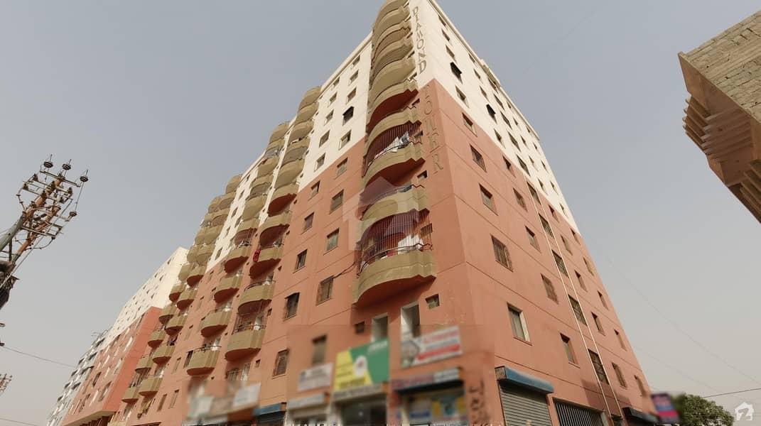 ڈائمنڈ سٹی گلشنِ معمار گداپ ٹاؤن کراچی میں 3 کمروں کا 5 مرلہ فلیٹ 55 لاکھ میں برائے فروخت۔