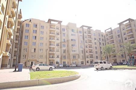 For Sale 2 Bed Apartment Ground Flour Brand New  Tower 24  950 Sq Feet  Precinct 19 Located On Main Jinnah Avenue With Amenities