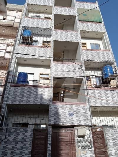 کورنگی - سیکٹر 31-جی کورنگی کراچی میں 2 کمروں کا 2 مرلہ فلیٹ 10 ہزار میں کرایہ پر دستیاب ہے۔