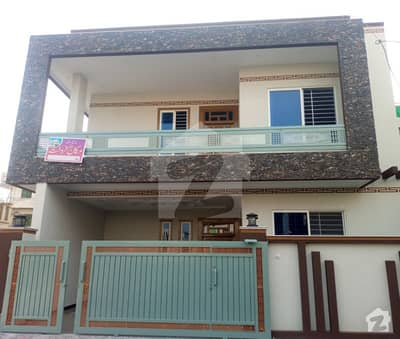 Double Storey House For Sale In Soan Garden Islamabad