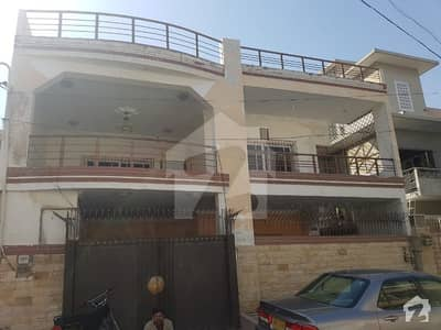 240 Sq Yds Excellent Condition House Available For Sale