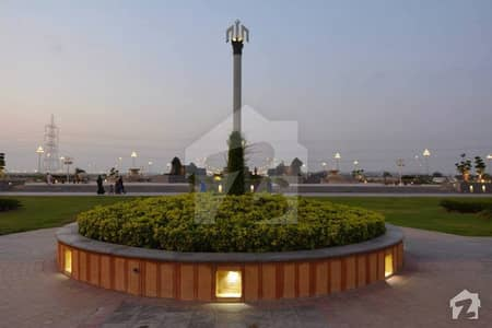Prime Location 250 Yards Residential Plot For Sale In Bahria Town Precinct 30