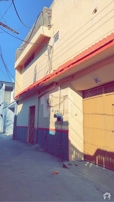 10 Marla Double Storey House For Sale In Dub No 1 Mansehra