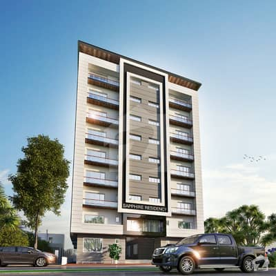 Two Bedroom Apartments Right On Islamabad Expressway - Installment Plan