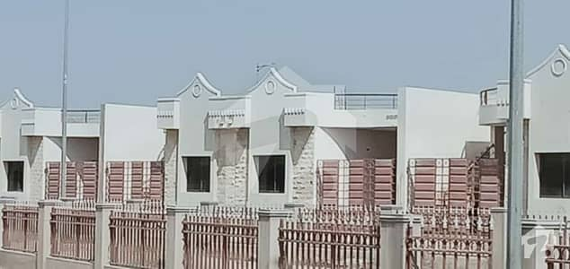 Falaknaz Villas 120 Sq Yards Double Story For Sale