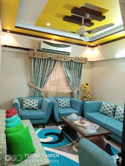 صائمہ عریبین ولاز گداپ ٹاؤن کراچی میں 2 کمروں کا 4 مرلہ فلیٹ 65 لاکھ میں برائے فروخت۔