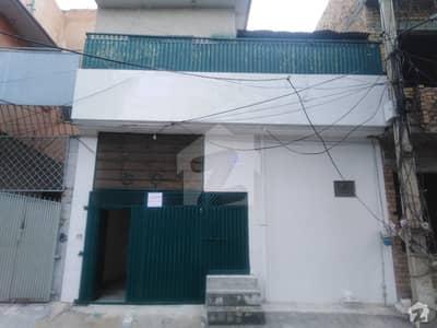 A Spacious 3 Marla House In Hayatabad