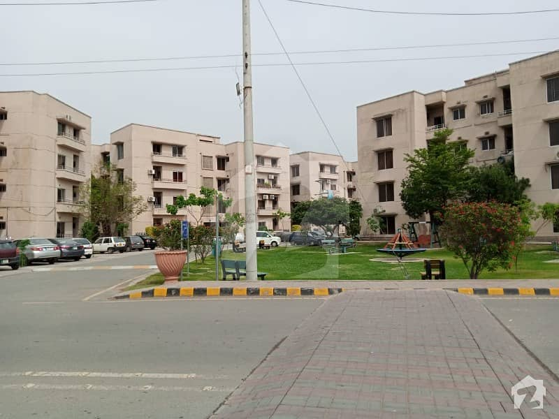 5 Marla Brand New 2 Bed Flat Available At Very Reasonable Price Of 24000