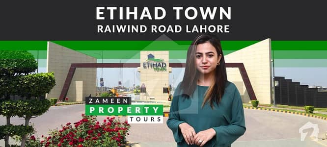 1 Bed Luxury Flat Is Available For Sale In Etihad Town