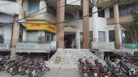 ڈیوس روڈ لاہور میں 1 مرلہ دفتر 65 لاکھ میں برائے فروخت۔
