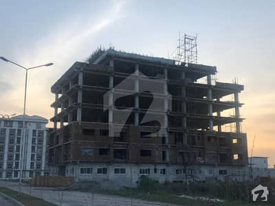 Flat On 3000 Sqft View Of Margalla Hills And Islamabad Expressway