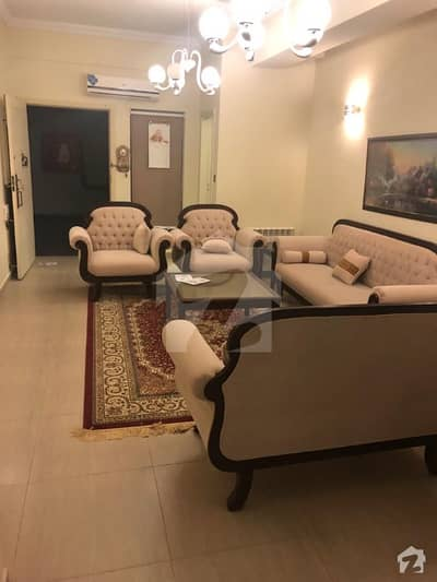 Brand New Fully Furnished Apartment For Sale In Diplomatic Enclave