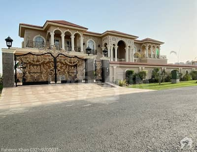 2 Kanal Very Beautiful Bungalow Is Available For Sale In Dha Phase 6 Lahore