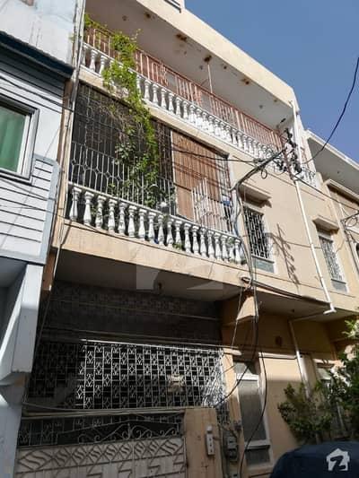 بفر زون سیکٹر 15-A / 3 بفر زون نارتھ کراچی کراچی میں 2 کمروں کا 5 مرلہ زیریں پورشن 53 لاکھ میں برائے فروخت۔