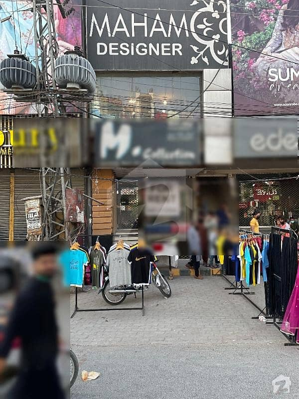 Shop For Rent At Top Location On Link Road