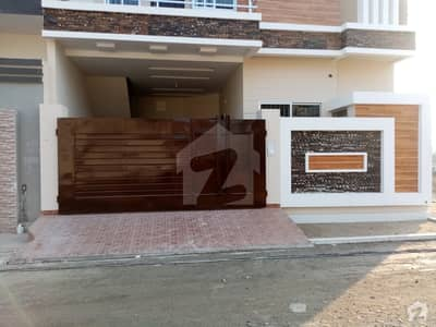 5 Marla House Ideally Situated In Jeewan City Housing Scheme