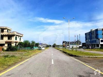 Beautiful location D-12/2 Main Double Road 60x90 Plot for Sale