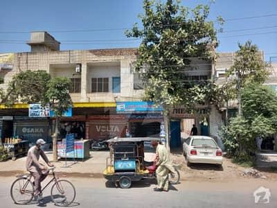 ریلوے روڈ ساہیوال میں 6 کمروں کا 2 کنال عمارت 22 کروڑ میں برائے فروخت۔